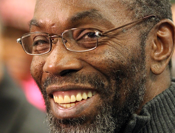 RICKY JACKSON RELEASED FROM PRISON AFTER SERVING 39 YEARS FOR A WRONGFUL MURDER CONVICTION